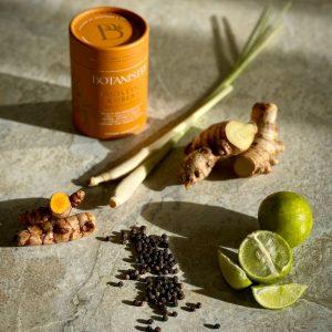 Ingredients in Boosting Ambers