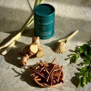 Ingredients in Digestive Jades