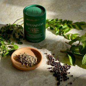 Ingredients in Glowing Greens