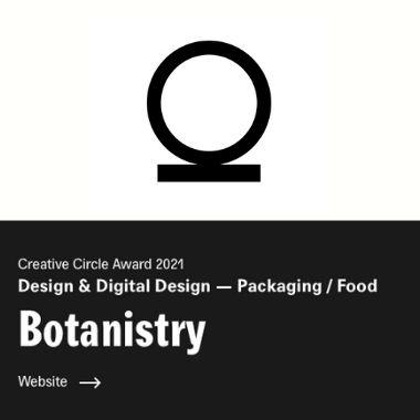 Botanistry design award
